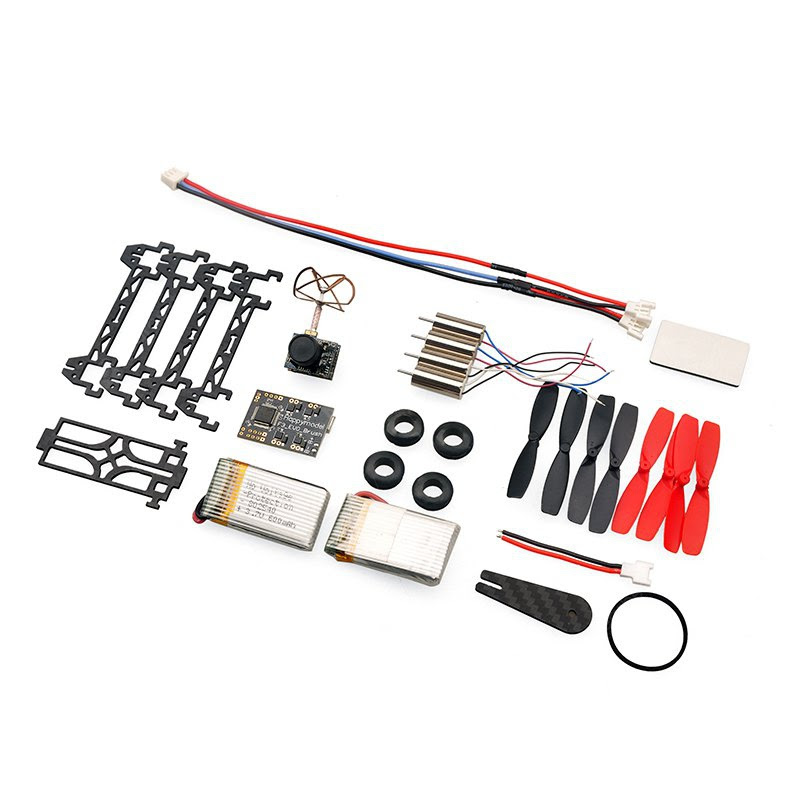 Floureon QX80 80mm Mini RC Quadcopter Parts