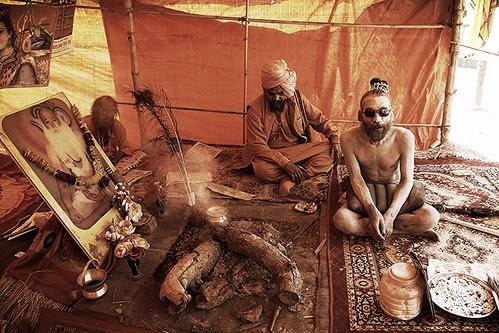 The  Naga Babas of Maha Kumbh by firoze shakir photographerno1