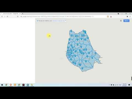 Arcmap  to Google map ວີທີການນຳເອົາເຊບຟາຍ shp ເຂົ້າໄປໃນ Google map ແລ້ວແ...