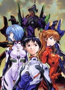Evangelion Episode 1 English Dub