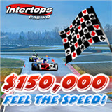 Hundreds Win Weekly Bonuses during Feel the Speed Casino Bonus Race at Intertops Casino