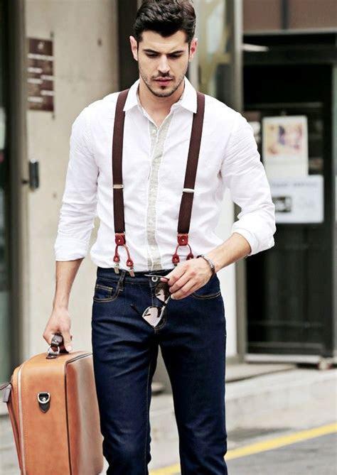 suspenders  men fashion