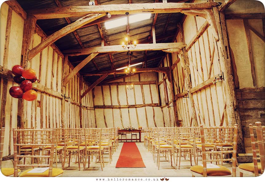 Alpheton Hall Barns Venue - Hello Romance