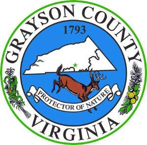 Seal of Grayson County, Virginia