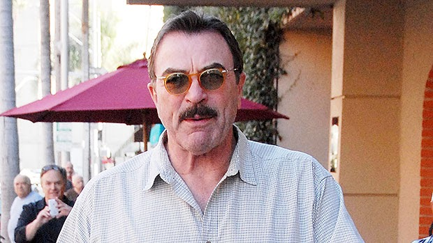 Tom Selleck, 76, Makes Rare Appearance While Running Errands In LA: See 1st Pics Amid Pandemic