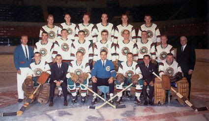 Quebec Aces 1963-64 team, Quebec Aces 1963-64 team