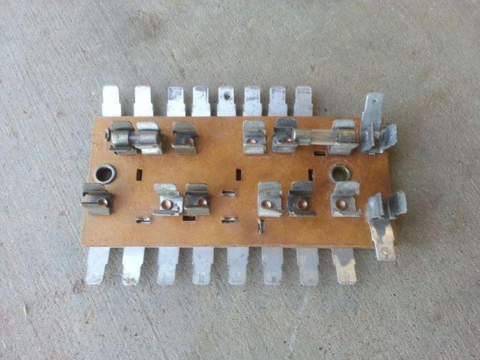 Amc Amx Fuse Box - Wiring Diagram Networks
