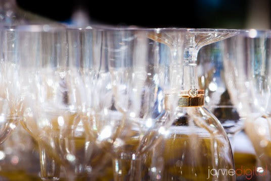 Is it OK to toast at an LDS wedding reception