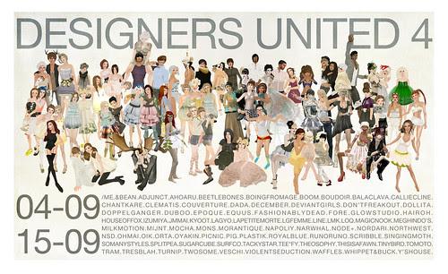 DESIGNERS UNITED 4