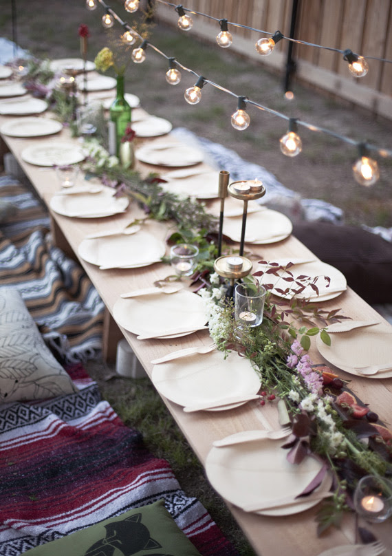 Vintage Botanical Dinner Party Party Entertaining Ideas 100