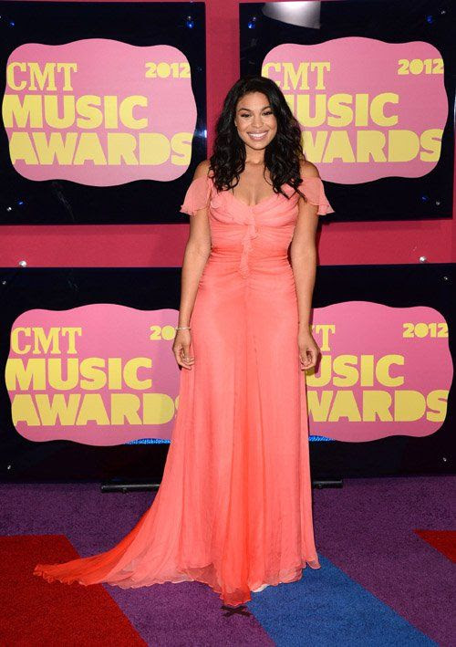 2012 CMT Awards in Nashville, TN - June 6, 2012, Jordin Sparks