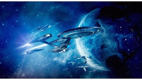WATCH THE NEW, EXPLOSION FILLED 'STAR TREK BEYOND' TRAILER