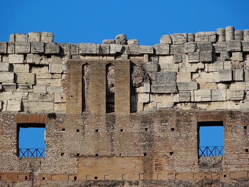 High Walls of the Colosseum