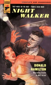 Night Walker (Hard Case Crime #16) - Donald Hamilton