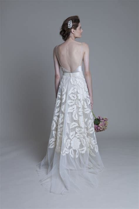 17 Best images about BACKLESS WEDDING DRESSES BY HALFPENNY