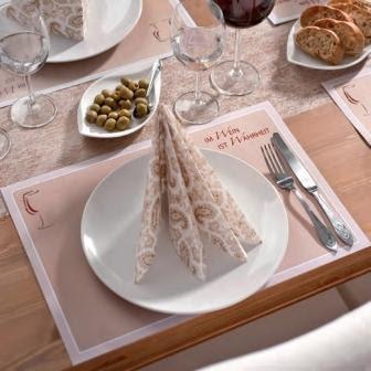 Tolle Tischdeko zu vielen festlichen Anlässen, Tischdekorationen