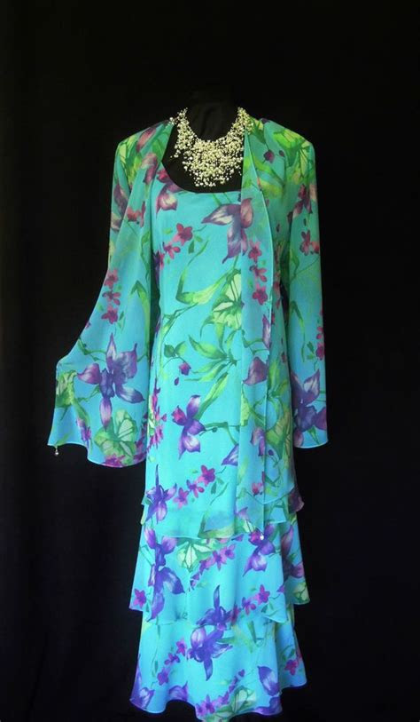 cattiva blue purple green wedding outfit size   dress