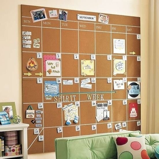 10 Cute Bulletin Board Ideas You Can Steal For Your Dorm Her Campus
