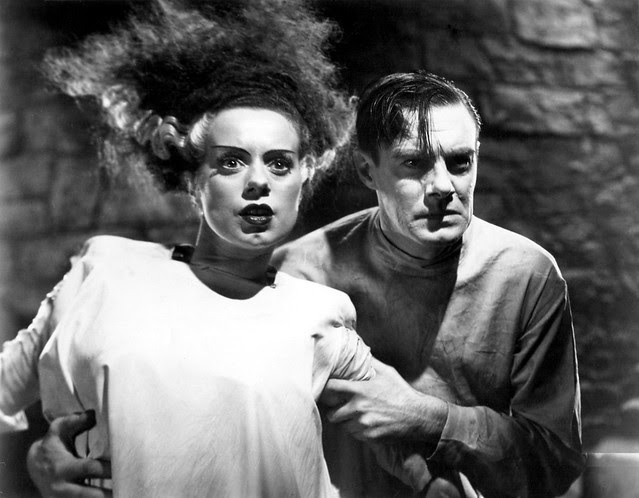 The Bride of Frankenstein (Universal, 1935) 6