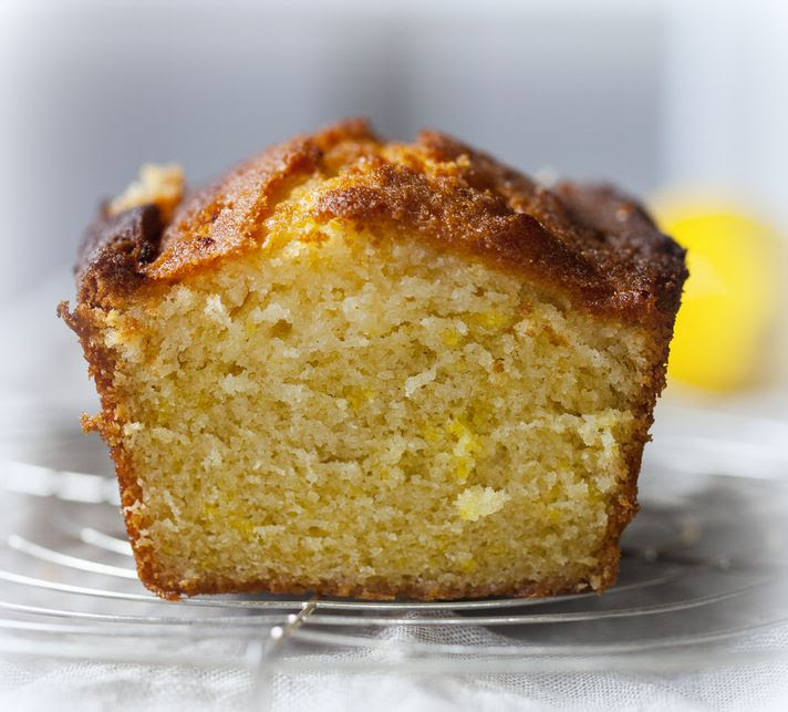 the english kitchen lemon drizzle cake