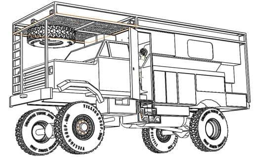 Image Result For Four Wheel Camper