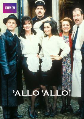 'Allo 'Allo! - Season 1