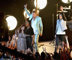 The 56th Annual Grammy Awards, WINNERS LIST