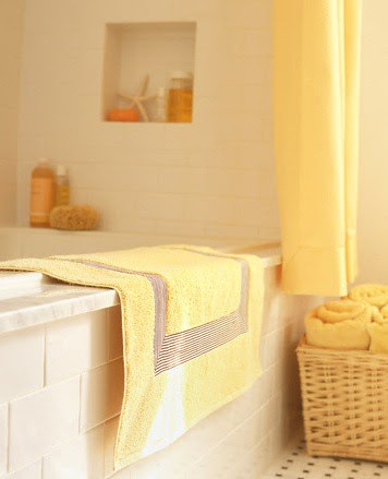 warmsunnyyellowbathroomms