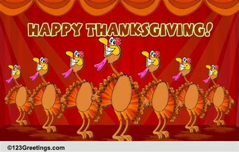 Smashing Turkeys On Thanksgiving! Free Turkey Fun eCards