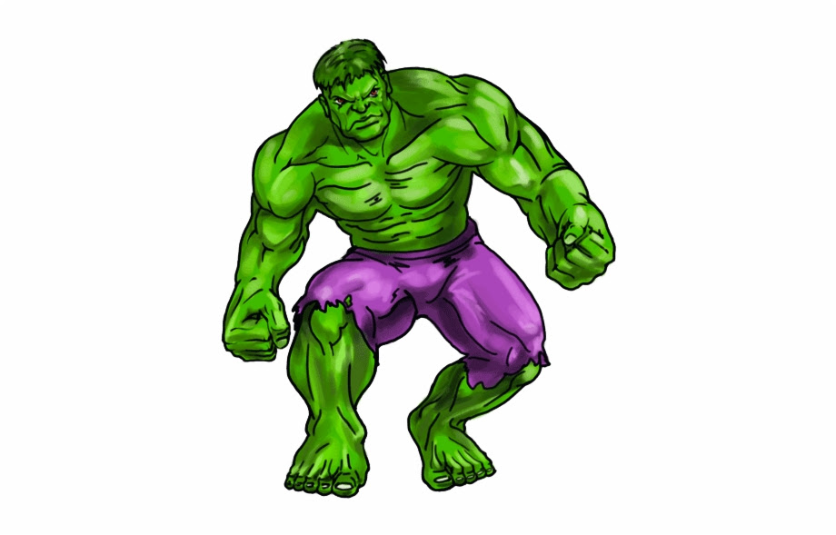 free hulk clipart black and white download free clip art