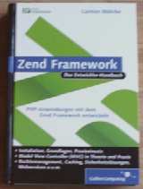 Zend Framework Entwickler Handbuch