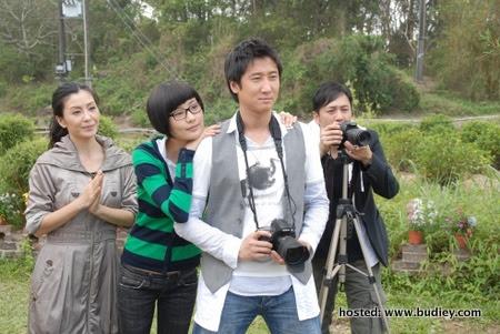 Christine Ng, Fala Chen, Timmy Hung
