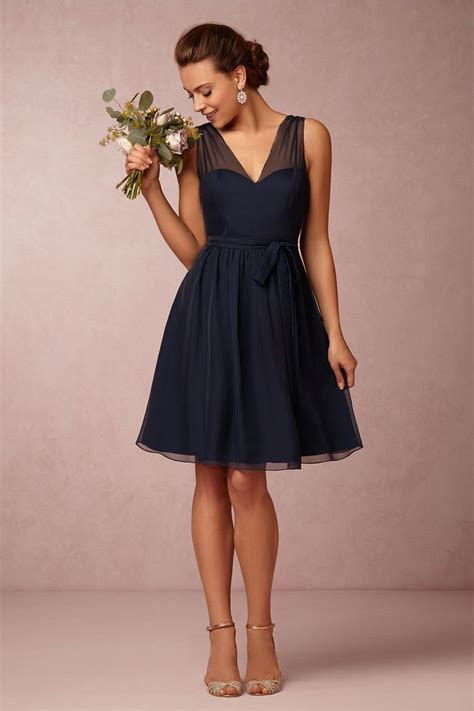 Viola Dress in Bridal Party & Guests Partygoers at BHLDN