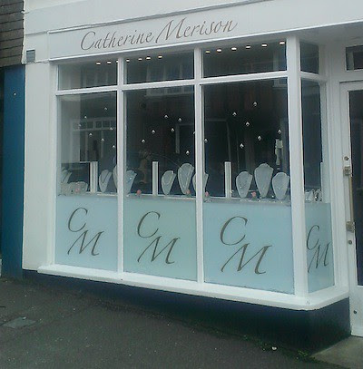 Catherine Merison- a new jewellers in Petworth by PetworthPoster