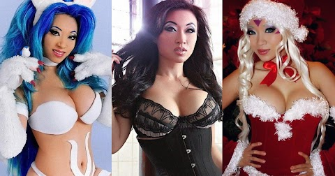 Yaya Han Sexy Pics (@Tumblr) | Top 12 Hottest