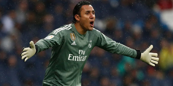 Image result for Kiper Real Madrid Akui Frustasi di Masa Solari