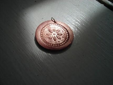 Metallic Medallion