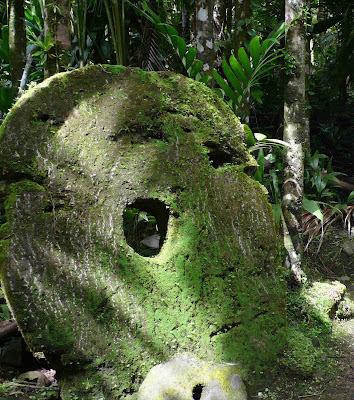Island of Yap,Micronesia. Stone money
