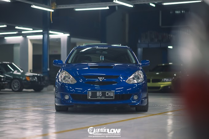 Arief's 2004 Toyota Caldina on Rays TRD T3 oleh - toyotafortuner.live