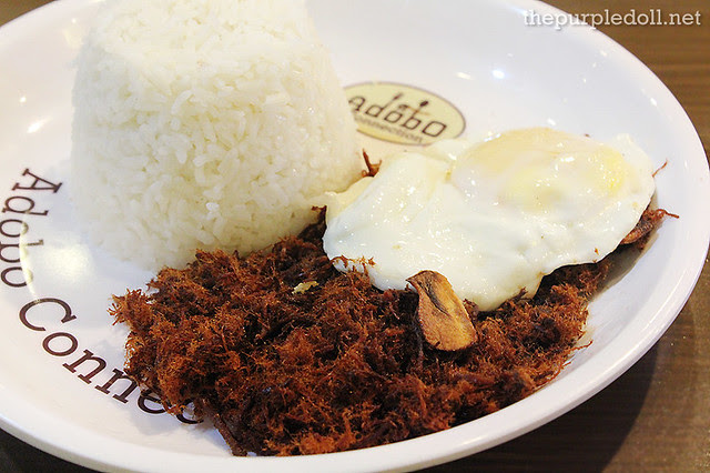 Adobo Flakes Kanin-all-you-can Meal P99