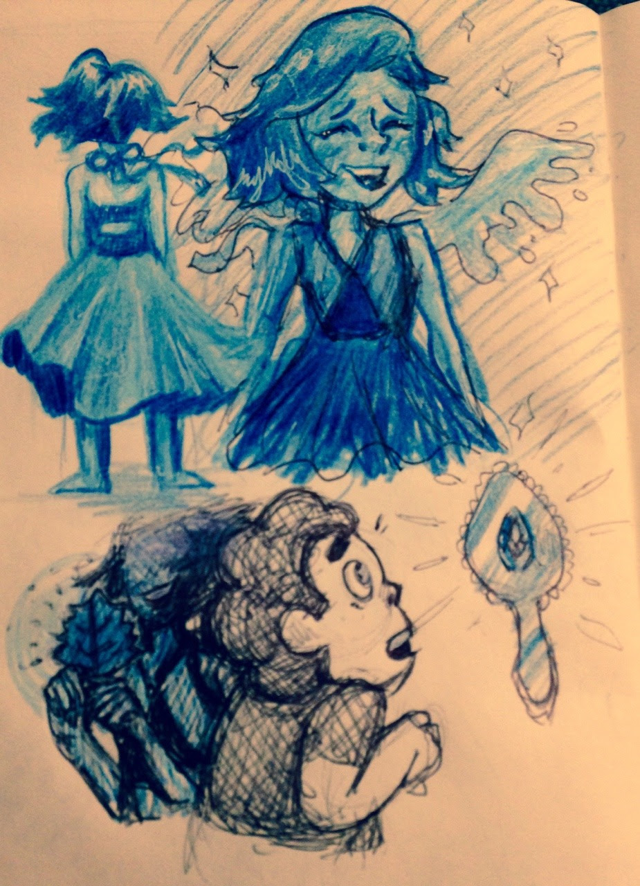 A page for Lapis 💙