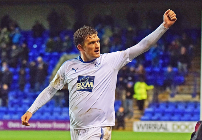 Several Clubs Enter Race to Sign National League Top-Scorer Andy Cook