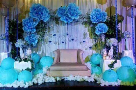 Blue Themed 18th Birthday Celebration   Kasal.com   The