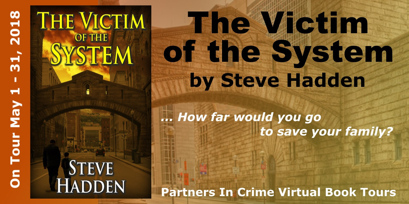 The Victim of the System by Steve Hadden Tour Banner