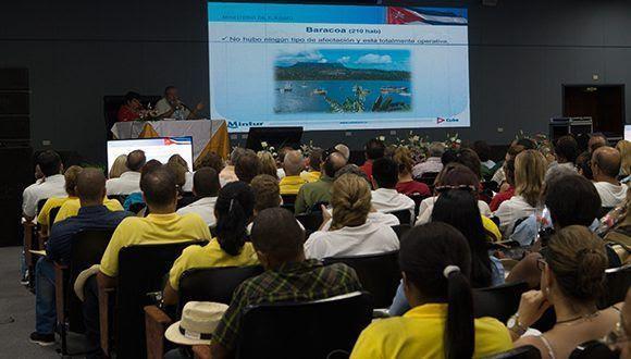 Encuentro con turoperadores del destino Cuba. Foto: Leysi Rubio / Cubadebate