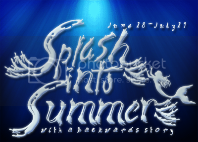 Splash into Summer with A Backwards Story