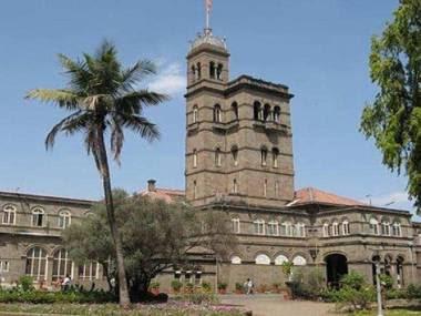 File image of University of Pune. Image courtesy: University of Pune