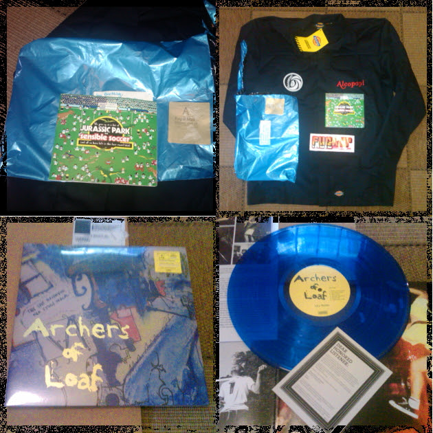 And Then Some Days We Get Awesome Mail -- Alcopop 50 and Jacket, Archers Of Loaf Icky Mettle reissue