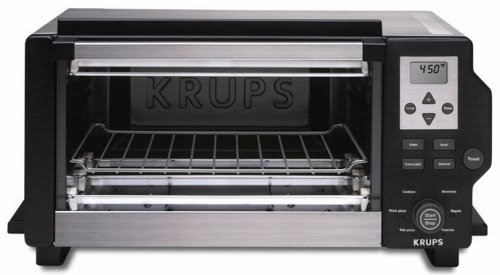 Brushed Stainless Steel 4 Slice Toaster Krups Fbc4 13 6