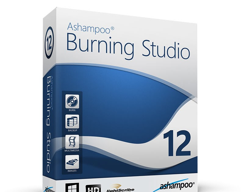 Ashampoo burning studio 12.0.5 crack